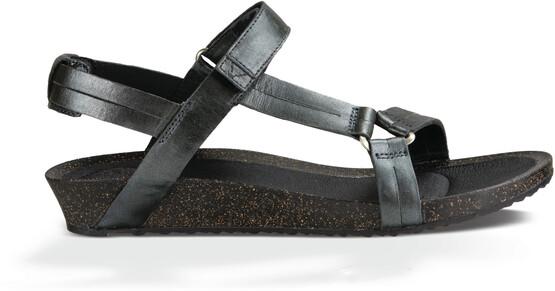 Teva Ysidro Universal Metallic Sandals Women gunmetal US 6 47kj1TZ